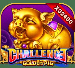รีวิว Challenge Golden Pig